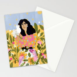 Jungle Freedom Stationery Cards
