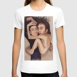 John and Yoko T-shirt