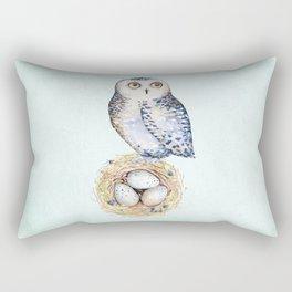 Owl 5 Rectangular Pillow