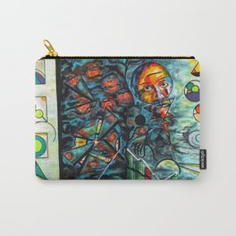 VIRUS-19 Carry-All Pouch