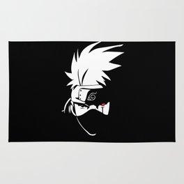 Kakashi Hatake Face - Naruto Rug