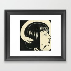Animal Spirits-Snake Framed Art Print