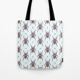 Goliath beetle Tote Bag