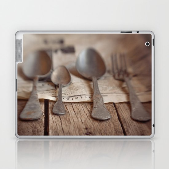 Spoons Laptop & iPad Skin