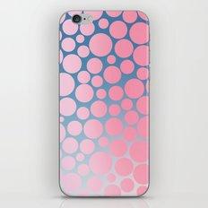 Pastel Polka Dots 2 iPhone Skin