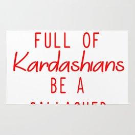 kardashians Rug