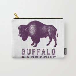 Buffalo Barbecue Carry-All Pouch