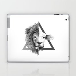 Lion and Lamb Laptop & iPad Skin