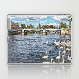Windsor Town Bridge Laptop & iPad Skin