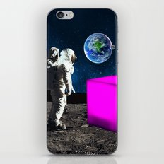 Cube from Space iPhone & iPod Skin