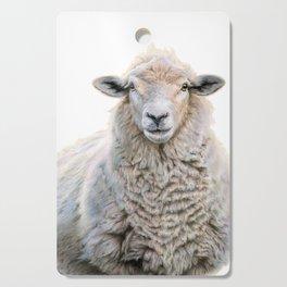 Mona Fleece-a Cutting Board