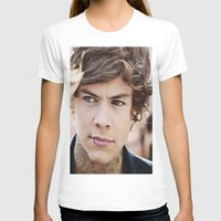 harry styles T-shirts featuring Harry Styles by CelebrityMerch