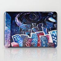 starry night iPad Cases featuring Todays' 'Starry Starry Night' by Cassandra Evelyn