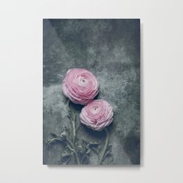 Beautiful Peonies Metal Print