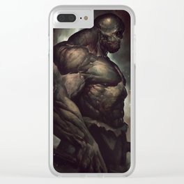 Cyclops Clear iPhone Case