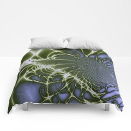 Fractal Abstract 68 Comforters