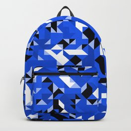 Off-Beat Geometric Shapes V.14 Backpack