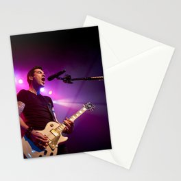 Tyler Connolly of Theory Of A Deadman - 3 Stationery Cards