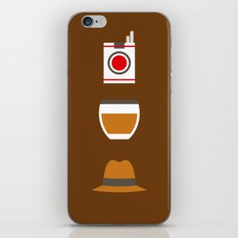 Iconic TV Shows: Mad Men iPhone Skin