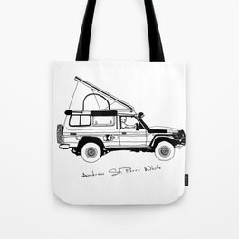 Limted Edition 4xOverland Troopy Tote Bag