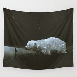 retrouvailles Wall Tapestry