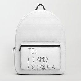 Tequila Backpack