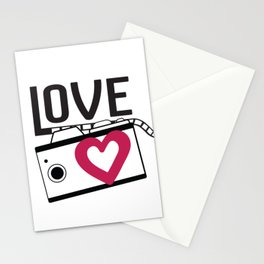 lave camera_film Stationery Cards