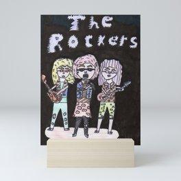 Rock 'n' Roll! Mini Art Print