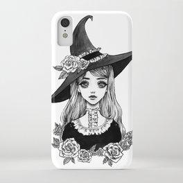 Lolita witch iPhone Case