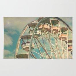 Ferris wheel 1 Rug