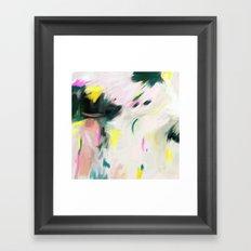 Abstract love 3 Framed Art Print