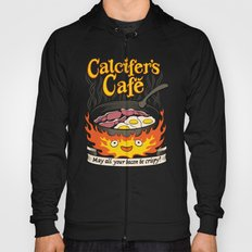 Calcifer's Cafe Hoody