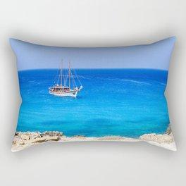 Cavo Greco I  Rectangular Pillow