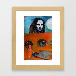 Baconage Framed Art Print