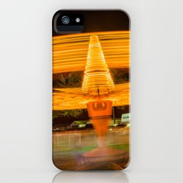 The Spinner iPhone Case
