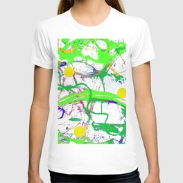 Arrival of SPRING             by Kay Lipton T-shirt