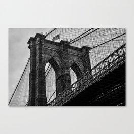 Brooklyn Bridge 5 Canvas Print