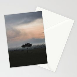 Masai Mara National Reserve IV Stationery Cards