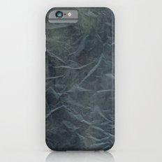 Steel Blue Paper Texture Slim Case iPhone 6s