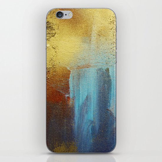 Moment of Peace iPhone Skin