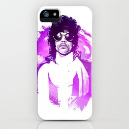 Purple Messiah iPhone Case