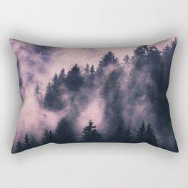 Foggy Night #society6 #decor #buyart Rectangular Pillow