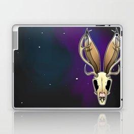 Space Jackalope Laptop & iPad Skin