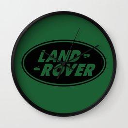 land rover Wall Clock