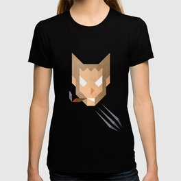 The Triangulars: W0lverine Raw T-shirt