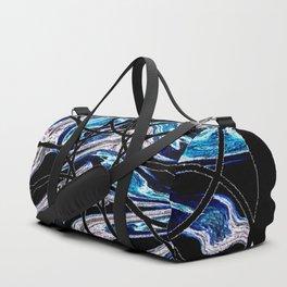 Swirled Lines Duffle Bag