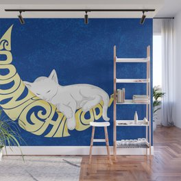 Good Night Moon Wall Mural