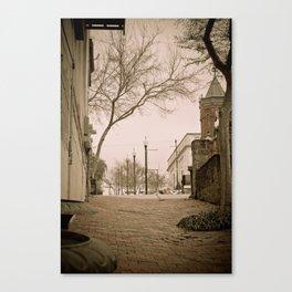 Vicksburg Downtown I Canvas Print