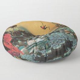 Licorice Icarus Floor Pillow