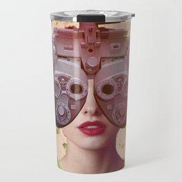 Optical Lust Travel Mug